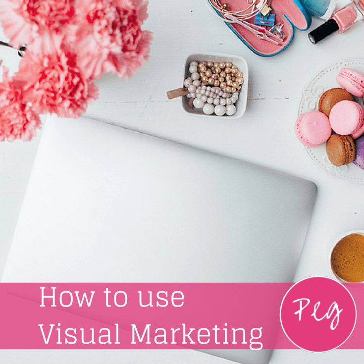 How to Use Visual Marketing to Leave Your Competition in the Dust