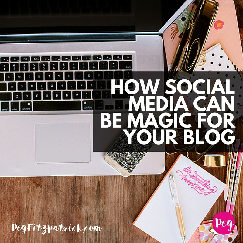 How Social Media Can Be Magic For Your Blog