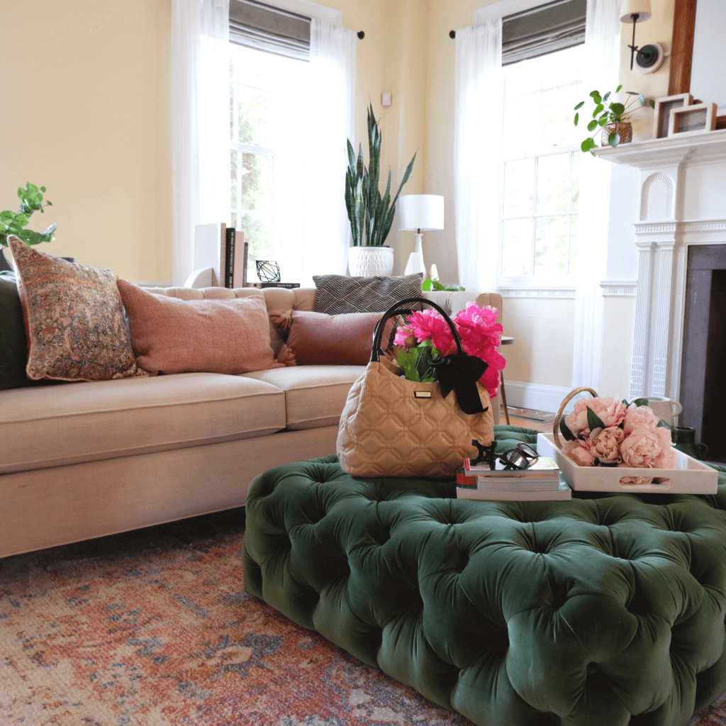 How I created my dream living room with @theHavenly